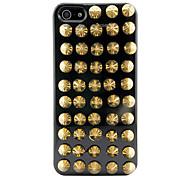 Золото на рынке спот Pattern Защитный чехол для iPhone 5/5s
