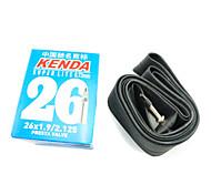 KENDA Super luz 700C 18C-23C FV 60 milímetros estendida 0,73 milímetros de espessura Material de borracha tubo interno para bicicleta de estrada