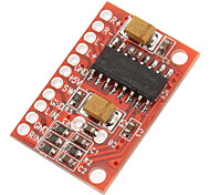 3W High Power Mini Digital Amplifier Board With 2 Channel