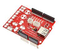 Макей сенсорного ключа USB аналогового Щита сенсорная клавиатура