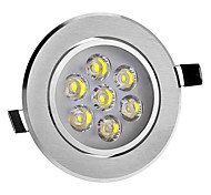 Luces de Techo 8W 7 LED de Alta Potencia 560 LM Blanco Fresco AC 100-240 V