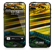 "Codice Da ™ Pelle per iPhone 4/4S: ""Interchange Expressway cinese"" (Serie City)"