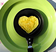New Heart Shaped Egg Fry Frying Cook Pan Cooker Non-Stick Pot