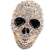 Dolce Stile cranio anello aperto
