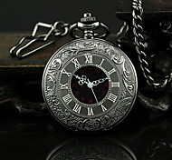 Men's Watch Pocket Watch With Roman Numerals