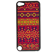 Shimmering Colorful Diamonds Pattern Hard Case for iPod touch 5