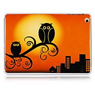 crépuscule hibou en plastique arrière cas pour Mini iPad 3, iPad Mini 2, Mini iPad