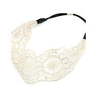Lace Flower Headbands