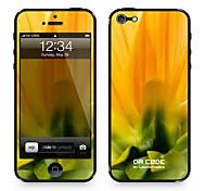 """El Código Da ™ Skin para el iPhone 4/4S: """"Pétalos"""" (Plantas Series)"""