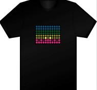 Ersatz Sound und Musik aktiviert Spektrum VU-Meter el Visualizer (Nicht enthalten T-shrit)