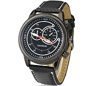 Men's Fashion Casual Quartz Wristwatch
