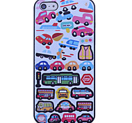 Car Muster Polycarbonat zurück Fall für iPhone 5/5S