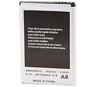 A8 Замена 3.7V 1500mAh литий-ионный аккумулятор для КПК