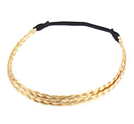 Fashion Gold/Black/Red Headbands For Women