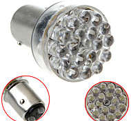 1157/BAY15D 2057 24 LED Car Tail Brake Stop Turn Light Bulb Lamp White