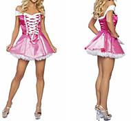 Party Princess Fuschia Women's Halloween Costume