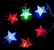 10M 100 LED RGB LED Decorazione di Natale Luce della stringa (220V)
