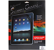 Professional High Transparency LCD Film Gurad Set with Cleaning Cloth for iPad Air