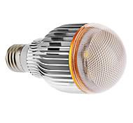 Globe Bulbs , E26/E27 7 W LM Warm White AC 85-265 V