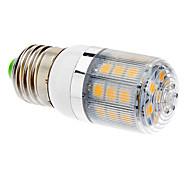 5W E14 / E26/E27 Bombillas LED de Mazorca T 31 SMD 5050 360-400 lm Blanco Cálido AC 100-240 V