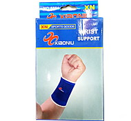 Wrist Brace Sports Support Stretchy / Protective Yoga / Climbing / Camping & Hiking / Fitness / Cycling/Bike / Running Blue