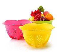 Candy Color Fruit&Vegetable Basket