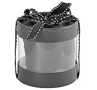 Vintage Black Paper Jewelry Box For Bracelet&Watch (Black)(1 Pc)