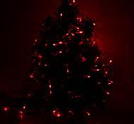 RGB Luz de la Navidad Luz Cadena de luz 10M 100-LED LED Decoración (220)
