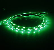 0.9M 10W 54x5630SMD 700LM Green Light Fita LED (DC 12V)