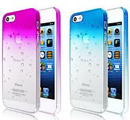 Blasen Farbverlauf transparent Argument für iphone 5/5 s (Farbe sortiert)