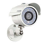 Zmodo® Indoor Outdoor Day Night CCTV Surveillance Camera CMOS 700TVL Image Sensor