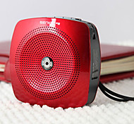 SENIC SN-K510 Portable Elegant Mini Speaker with Mic and Charger