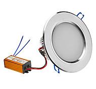 10W de alta potencia 5730SMD LED abajo bulbos del techo de la lámpara (85V-266V)