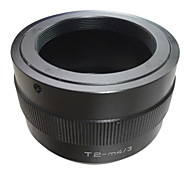 EMOLUX T2 T Mount to Micro 4/3 M4/3 M43 Lens Mount Adapter GX1 GH3 EPL5 EP3 OM-D T2-M43