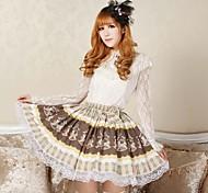 Angelic Pretty Trojan Fairy Lolita Kawaii Skirt Lovely Cosplay
