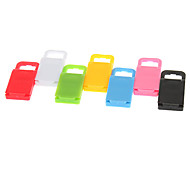 100pcs Packed Solid Color Mini Stand for iPhone and Others