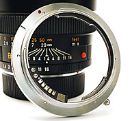 EMOLUX AF-Confirmer Leica R Lens pour Canon EOS adaptateur monture EF avec électronique 7D 5D II