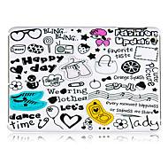 mixte anime et de mots motif au dos du boîtier pour Mini iPad 3, iPad Mini 2, Mini iPad