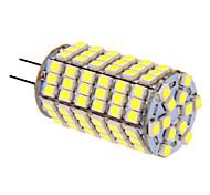 7W G4 Bombillas LED de Mazorca T 118 SMD 5050 580 lm Blanco Fresco DC 12 V