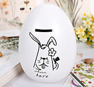 Cunning Rabbit Money Box