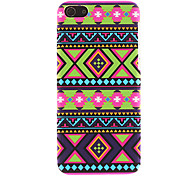 Special Geometric Pattern Smooth Hard Case for iPhone 5C