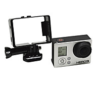 Standard Frame for Gopro Hero3, with Assorted Mounting Hardware