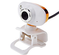 2.0 Megapixel Portable USB Webcam
