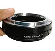 EMOLUX Konica lentille AR à Micro 4/3 Adaptateur E-P1 E-P2 E-P3 G1 GF1 GH1 G2 GF2 GH2 G3 GF3