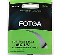 Fotga 67mm ultra delgado Pro9 Mc Multi Capa-filtro UV Ultravioleta protector de lente