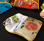 12pcs Jewelry Silk Purse Pouch Gift Bag 80x65mm