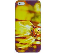 vormor® gelben Federn in der Luft-Muster zurück Fall für iPhone 5/5 s