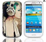 Ghost Busters di serie del modello Hard Case con 3 Paia Protezioni di schermo per Samsung Galaxy S3 I9300