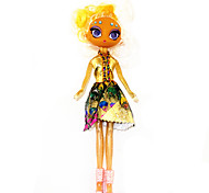 Barbie Doll With Yellow Complexion