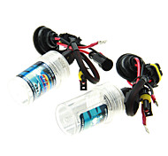 2Pcs Car H1 HID Xenon Lights Bulbs Lamps AC/DC 12V55W(4300-12000K Optional)